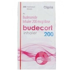 Budesonide 200mg Inhaler