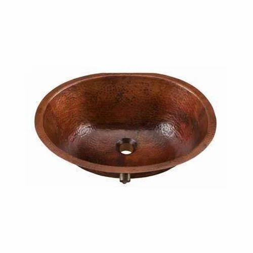 Antique Copper Sinks