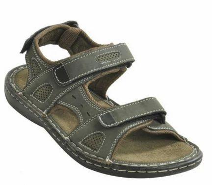 f3ab7dad5 Impakto Grey Men Classy Sandal Slipper