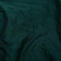 Plain Dark Green Fabric