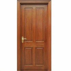 Designer Wooden Hinged Door