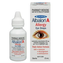 Albalon A Allergy Eye Drop