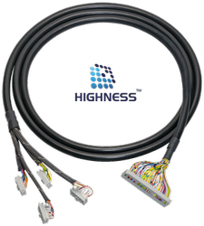 LVDS Cables for LCD/LED Displays