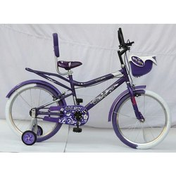 Rockstar 14 Inches 4 Wheel Bicycle