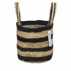 Custom Jute Baskets
