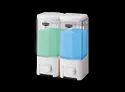 Avro Abs Platic Sd-11 Manual Soap Dispenser, For Bathroom, Capacity: 600 Ml