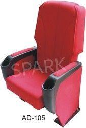 AD-105 Auditorium Push Back Chair