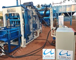 Chirag Fully Automatic Brick Manufacturing Machine
