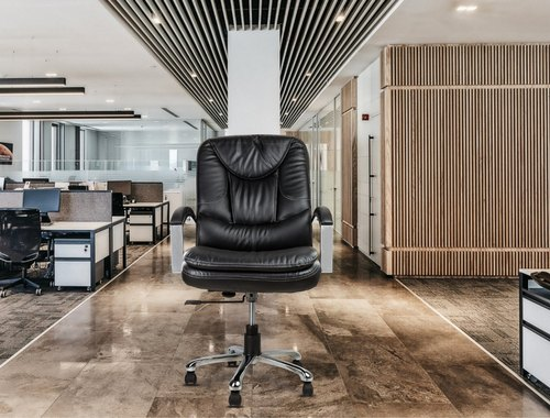 Superb Dzyn Furnitures Leatherette Office Executive Chair Black Download Free Architecture Designs Rallybritishbridgeorg