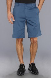 Sustainable Cotton Mens Flat Fronted Shorts