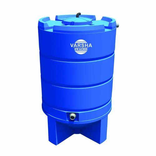 1200 L Plastic Varsha Swachh Auto Clean Water Tank Id 14952878262