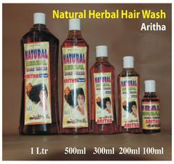 Natural Herbal Hair Wash Shampoo ( Aritha )