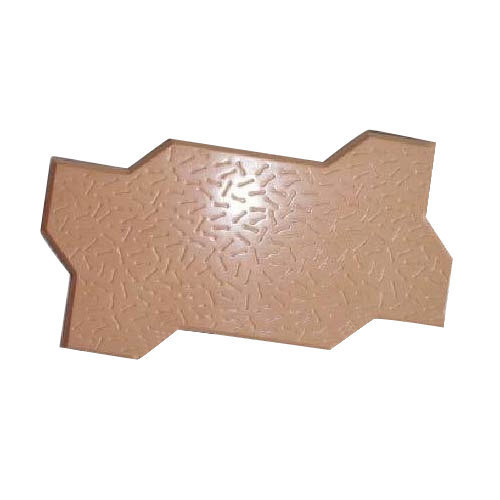 Cement Gurbik Tiles 60 MM Interlocking Tiles, For For Pavement And Landscaping