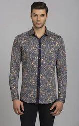 Dark Blue Shirt PSMS1719