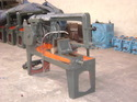 Gear Type Hacksaw Machine