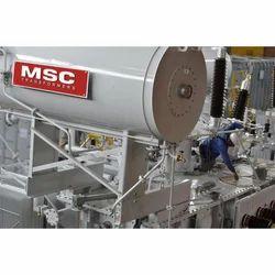 MSC Three Phase Electrical Power Transformer