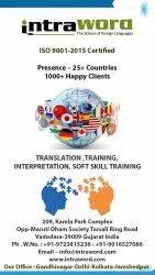 Company Balance Sheet Translation