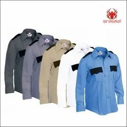 Security Uniforms Shirts For Men / Security Clothing