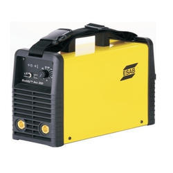 ESAB Portable Inverter ARC Welding Machine 200 Amps BUDDY ARC 200
