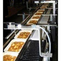 Tray Conveyor Machine