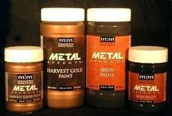 Reactive Metallic Paints Metal Effect