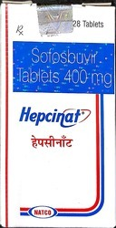 Hepcinat 400mg Tablets