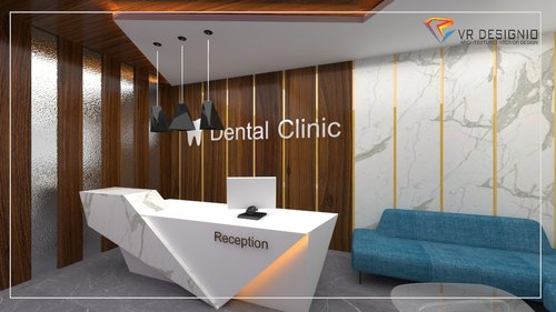 Dental Clinic Interior Designing