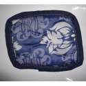Blue Printed Mattress