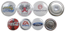 Magnetic Button Badges