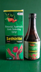 Ayurvedic Stone Removing Syrup, Packaging Type: Bottle
