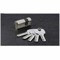 Half Cylinder with Key