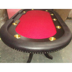 Luxury Poker Pro Table Millionare Entertainment Private Limited