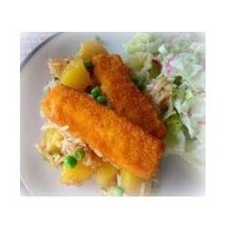 Frozen Fish Finger