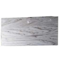 Toshibba Impex Bruno White Marble, 20 Mm