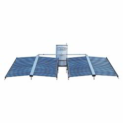 Ssal Commercial Series Solar Water Heaters