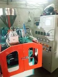 Fully Automatic Blow Moulding Machine