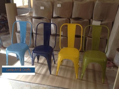 Cafe Tolix Chair, Size: 45 x 55 x 75 cm