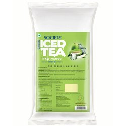 Society Iced Raw Mango Instant Green Tea Premix