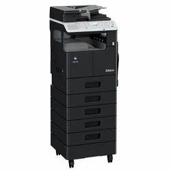 Bizhub 266 Laser Black & White Photocopy Machine, Memory Size: 512 Mb