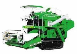 Indo Farm Agricom 1070 SW, 7.5 feet, 60 hp Combine Harvester, 4 Straw Walker