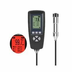 Professional High Accuracy Coating Thickness Gauges with External Probe