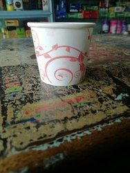 Paper Tea Cups, Packet Size: 40 Pc, Capacity: 50 ml