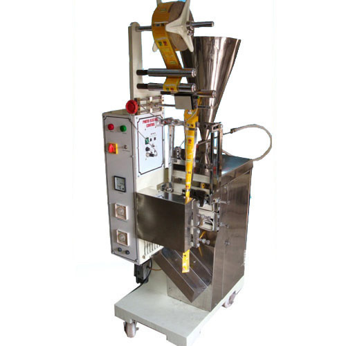 Semi-automatic Liquid Filling & Packing Machine