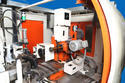 CNC Milling And Deburring Machine