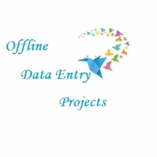 ISO9001 Offline Data Entry Project Work