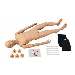 Full Body CPR Manikin With Trauma Option - Caucasion