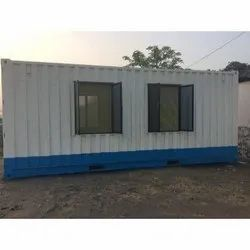 Galvanized Office Container