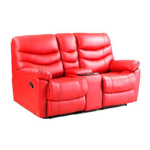 Red 2 Seater Recliner Sofa Set, Rs 38000 /piece, Living Lounge ...