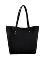 Yelloe Shoulder Bag Women Black VK1H770k