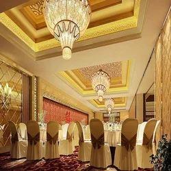 Best Banquet Hall Interior Design Professionals Contractors Designer Decorator In India